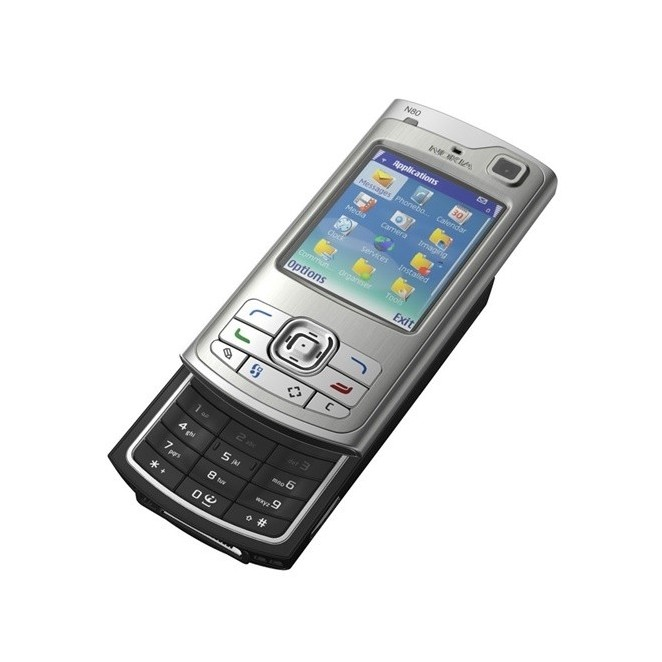 Móvil Nokia N80