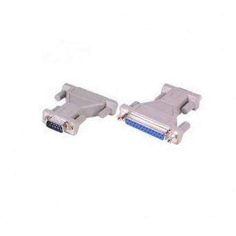 Serie 9 Pin M a 25 Pin H