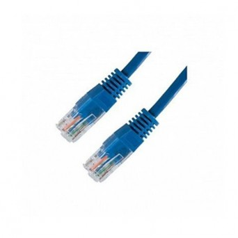 Cable UTP Cat 5e Azul (2m)