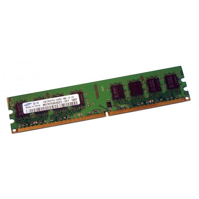 Memoria DDR2-800 2 Gb