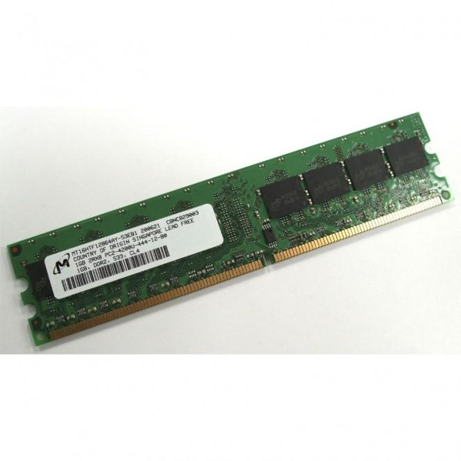 Memoria DD2-533 1 Gb