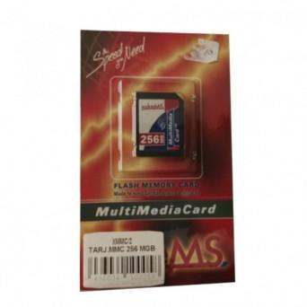 Memoria SD 256 Mb