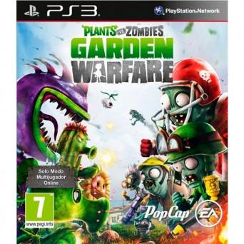 Plants vs Zombies Garden Warefare PS3