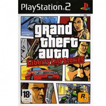 Grand theft Auto PS2