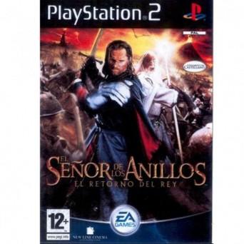El Señor de los Anillos PS2