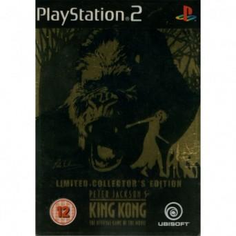 Peter Jackson King Kong PS2