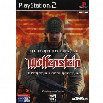 Castle Wolfenstein PS2