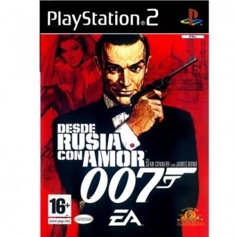 Desde Rusia con Amor PS2