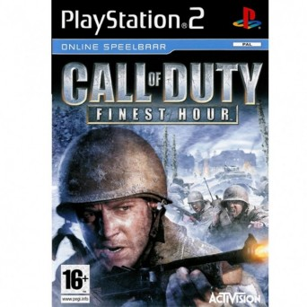 Call of Dutty PS2