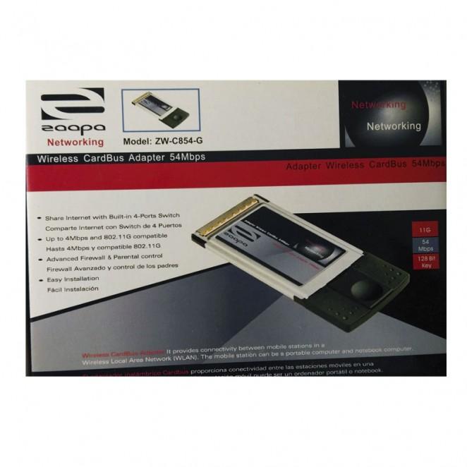 Adaptador Wireless PCMCIA