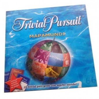 Trivial Pursuit Mapamundi