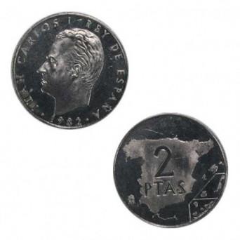2 Pesetas 1982