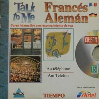 Curso Francés-Alemán CD